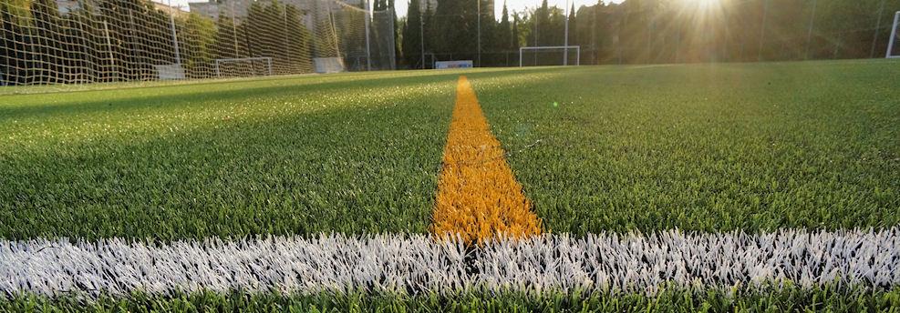 Campos de hierba artificial de última generación